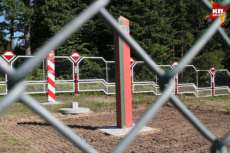 Польша может построить забор вдоль границы с Украинским государством и республикой Белоруссией