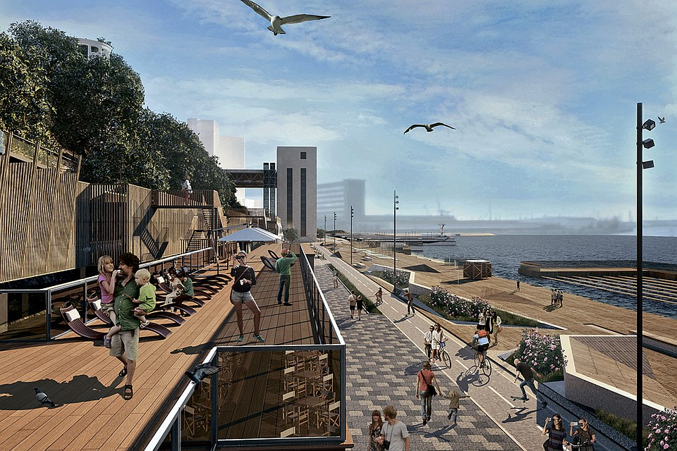 НаВЭФ представят концепцию развития Владивостокской агломерации