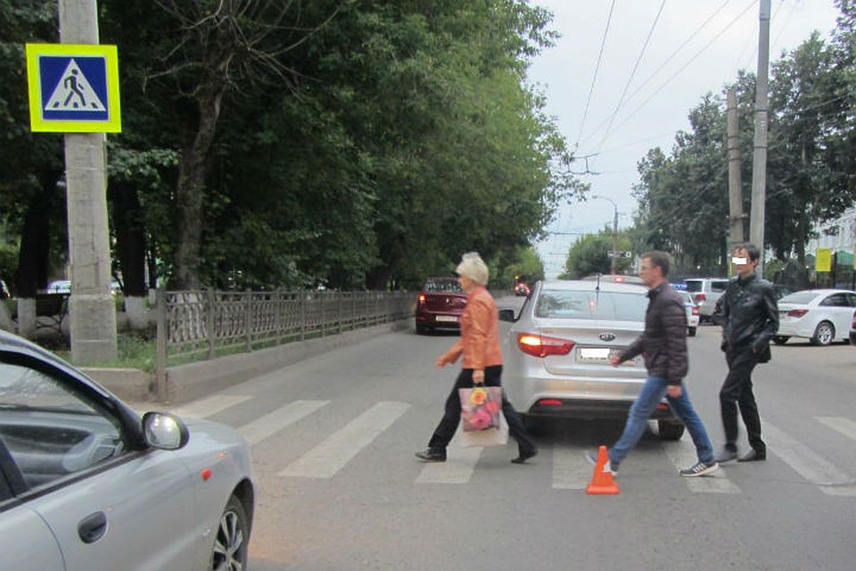 ГИБДД Башкирии: Каждый пятый погибший вДТП— пешеход