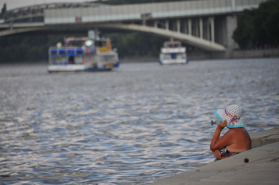 В столице России всамом начале года утонули 56 человек