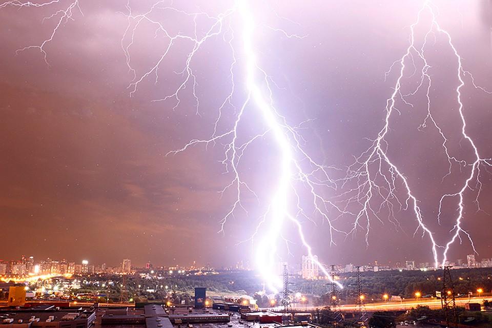 МЧС предупреждает: к российской столице иобласти снова приближается шторм