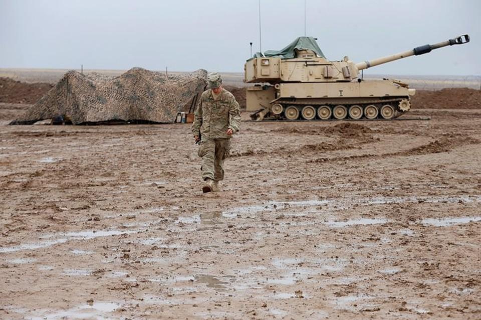 МИД Сирии потребовал уСША вывести изстраны свои вооруженные силы