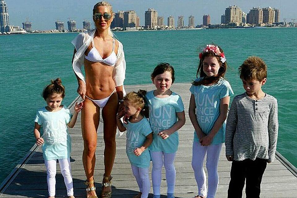 ВВеликобритании мать пятерых детей сбросила 115кг