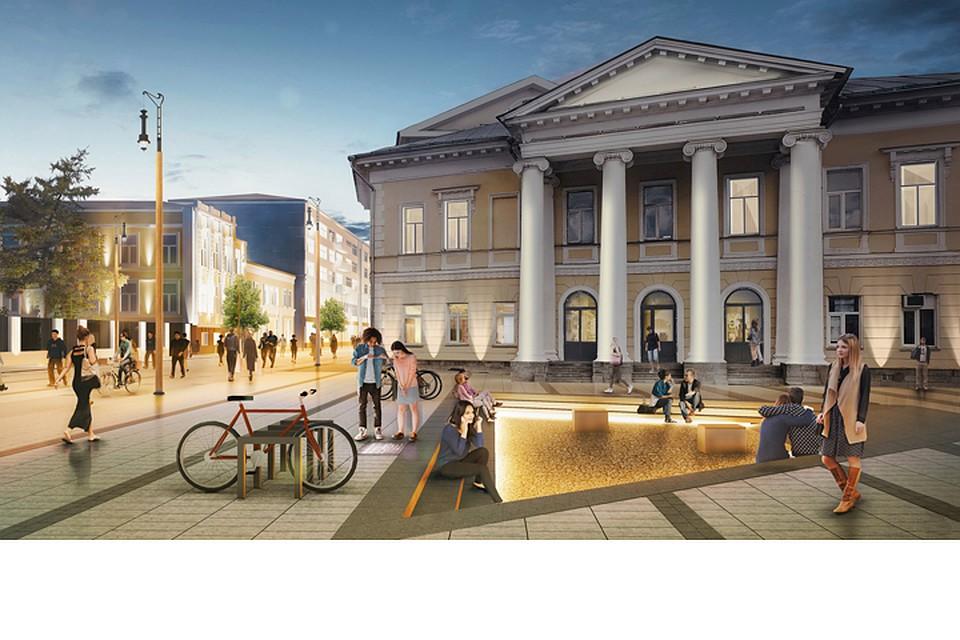 К созданию комфортной городской среды на всех этапах реализации проекта привлекаться только профессионалы-архитекторы