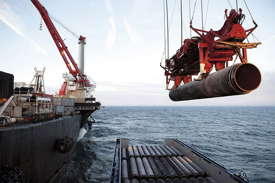 Партнеры'Газпрома по'Северному потоку-2 могут пересмотреть схему финансирования