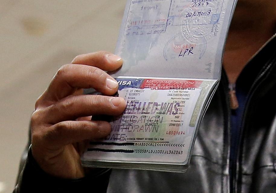 США ограничат оформление виз для жителей четырех стран
