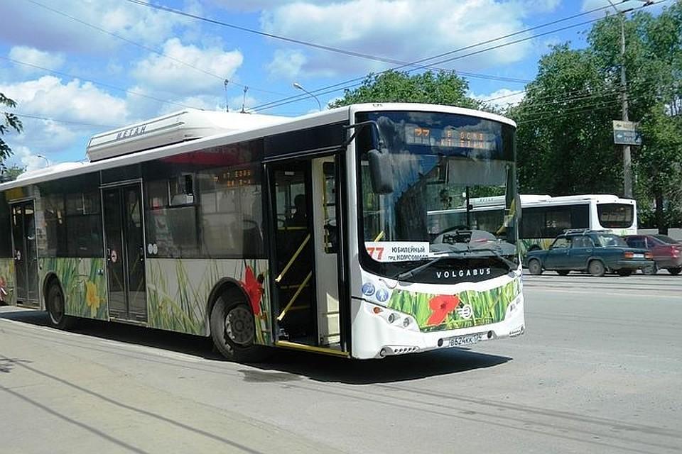 Публичный транспорт Волгограда попал всервис «Яндекс.Транспорт»