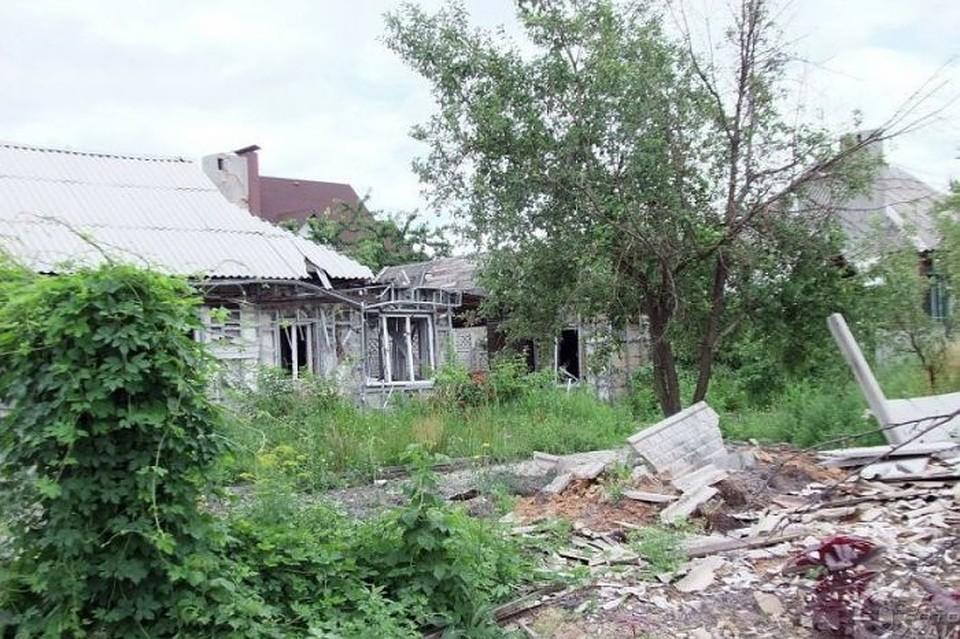 ПоДНР выпустили около сотни мин иснарядов