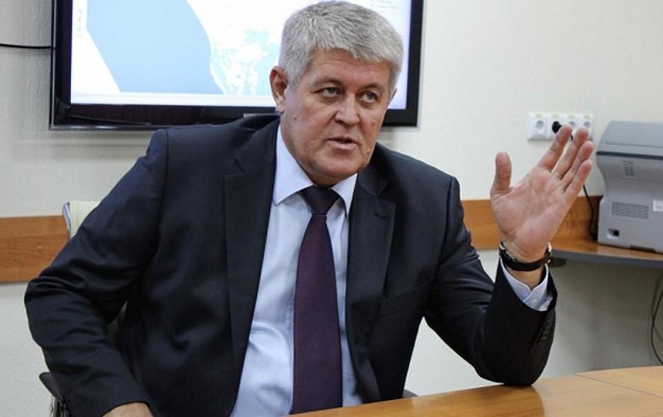 Руководитель Анапы Сергей Сергеев ушёл вотставку