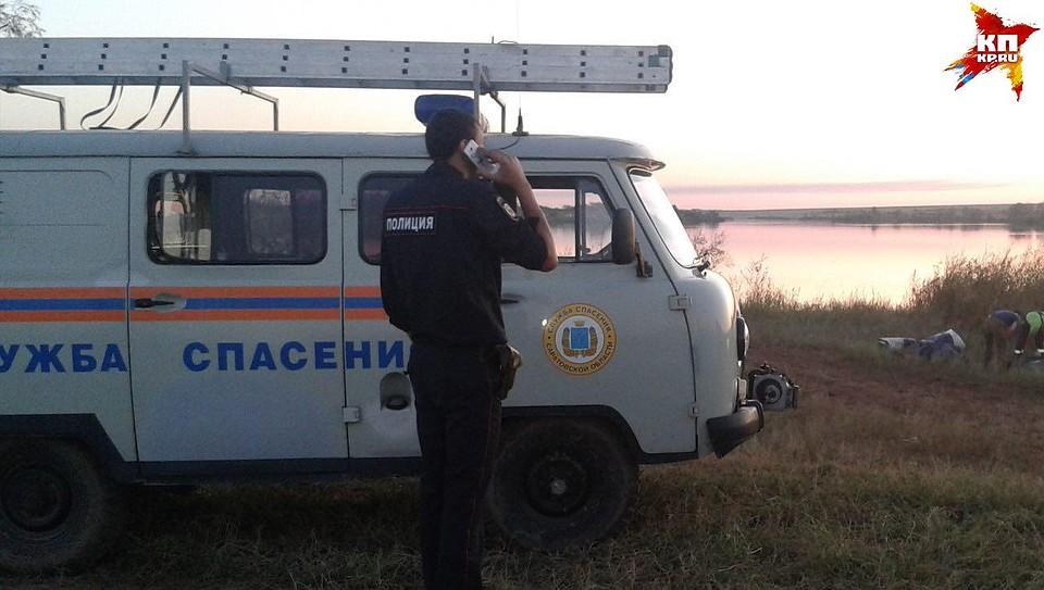 ВЕршовском районе Саратовской области впруду найден труп пожилого мужчины