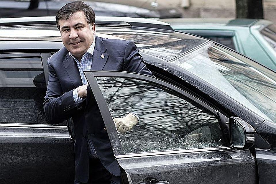 Саакашвили призналяся, что не хочет  устраивать вгосударстве Украина  новейшую  революцию