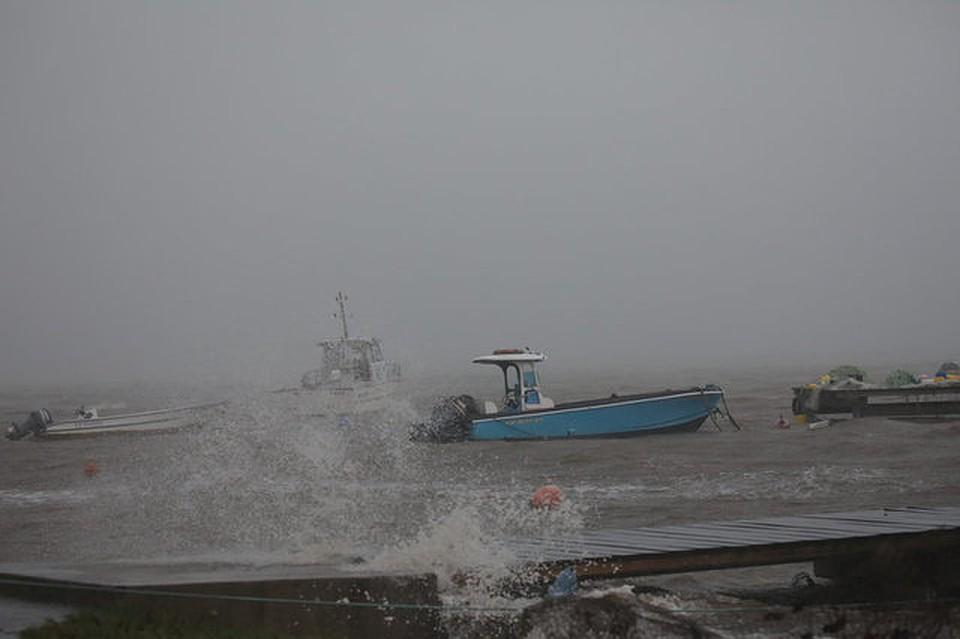 Ураган «Мария» достиг максимальной категории иобрушился наДоминику