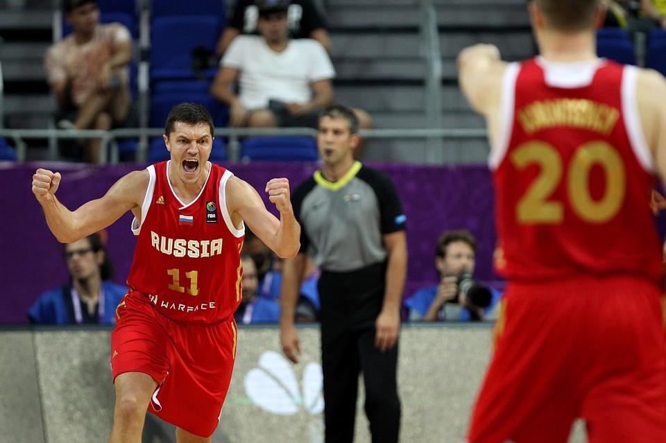 ВКраснодаре сборная РФ побаскетболу проведет матч отбораЧМ