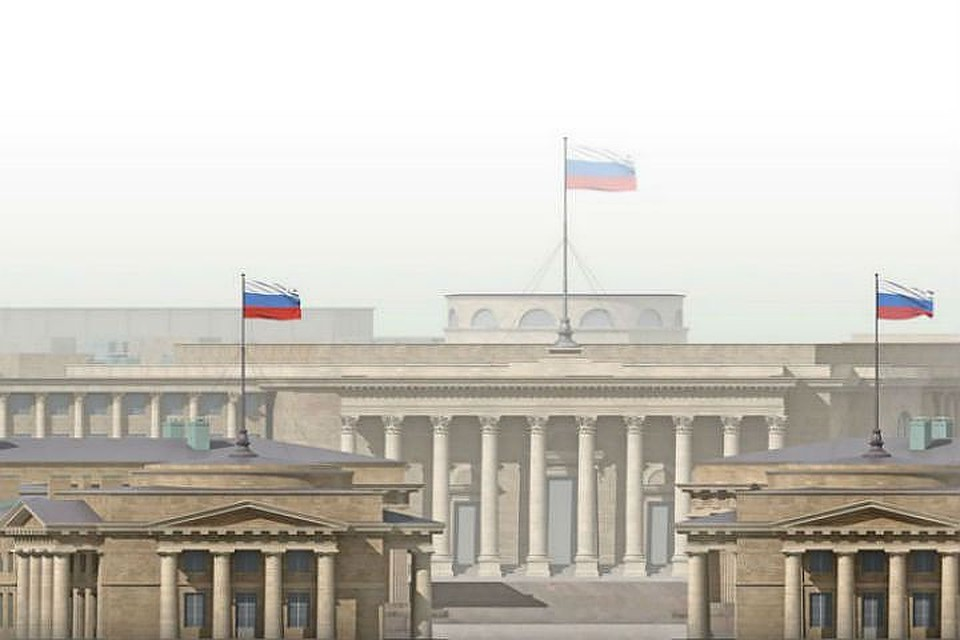 Верховный суд сумеет переехать из столицы вСанкт-Петербург после 2022 года