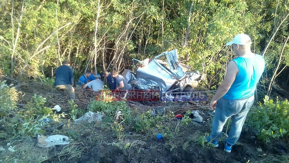 ВБашкирии фура протаранила легковую машину: погибли двое