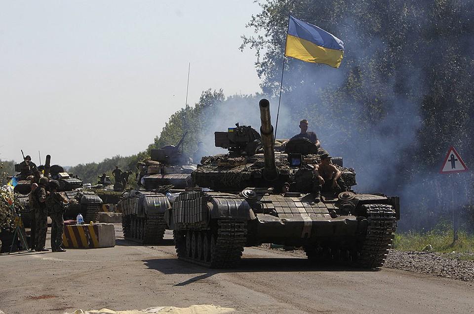 ВСУ обстреляли Петровский район Донецка
