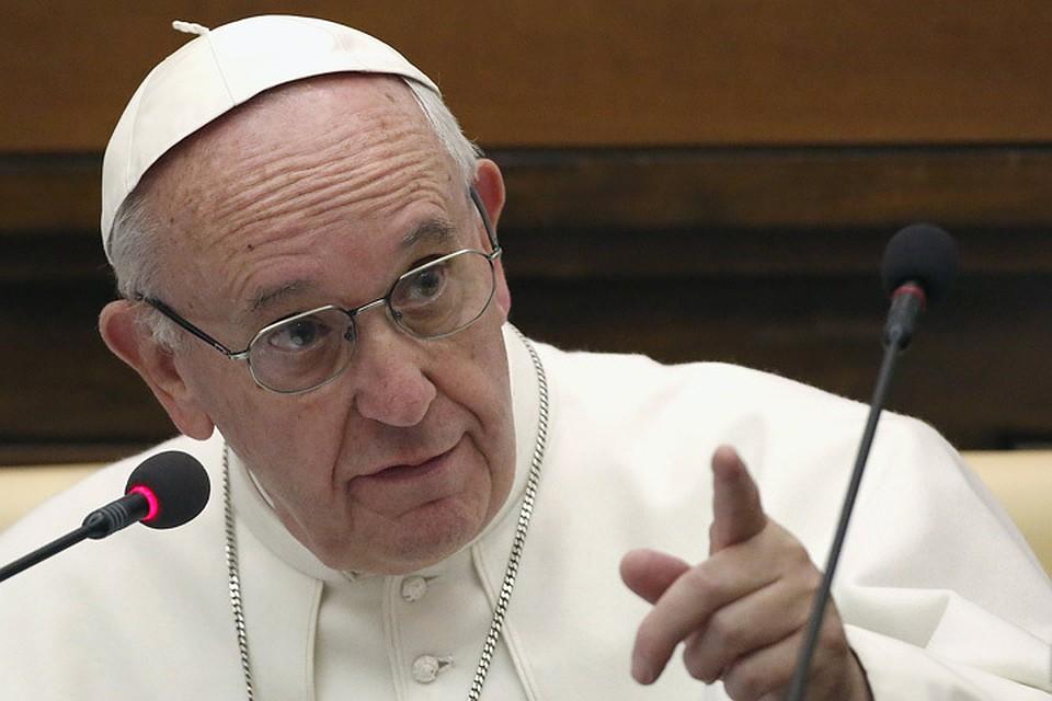 Теологи объявили Папу Римского еретиком