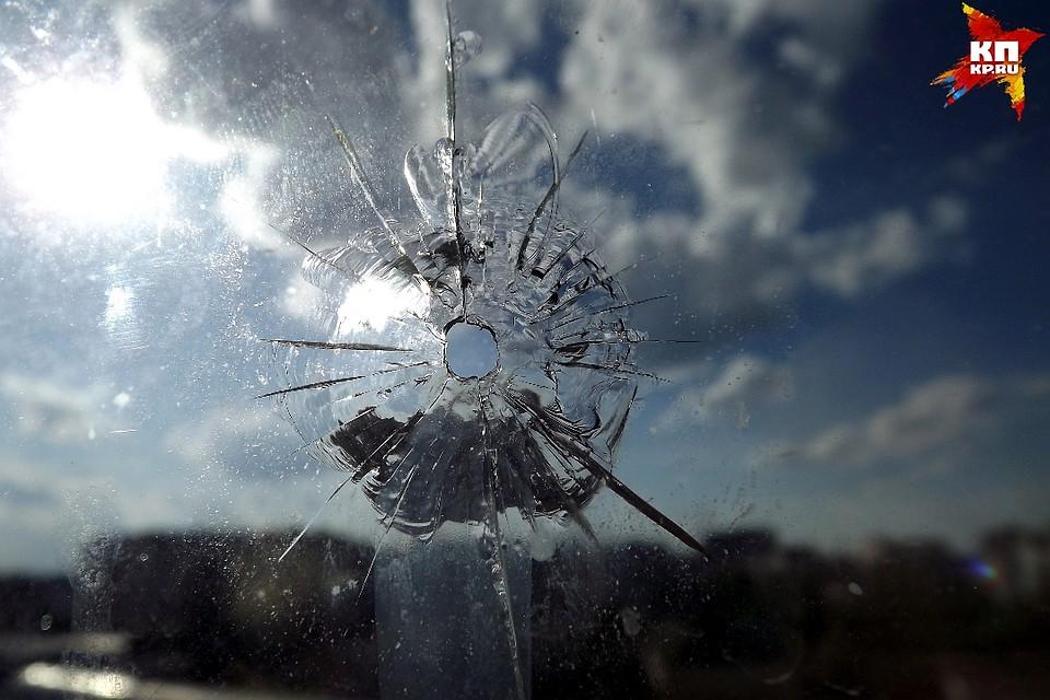 Задержаны подозреваемые вобстреле жилого дома вМаксатихе