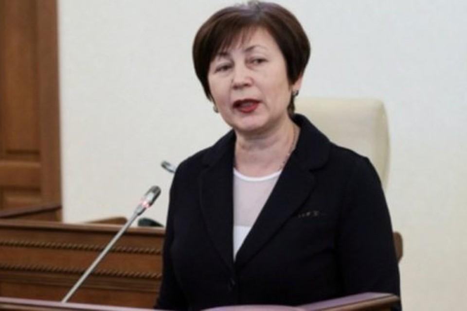 Единороссы посоветовали пост председателя гордумы Барнаула Галине Буевич
