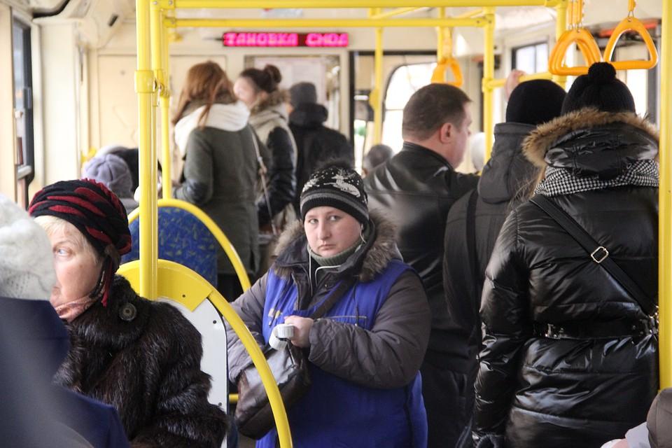 ВСмоленске соктября поменяется цена проезда вгородском транспорте