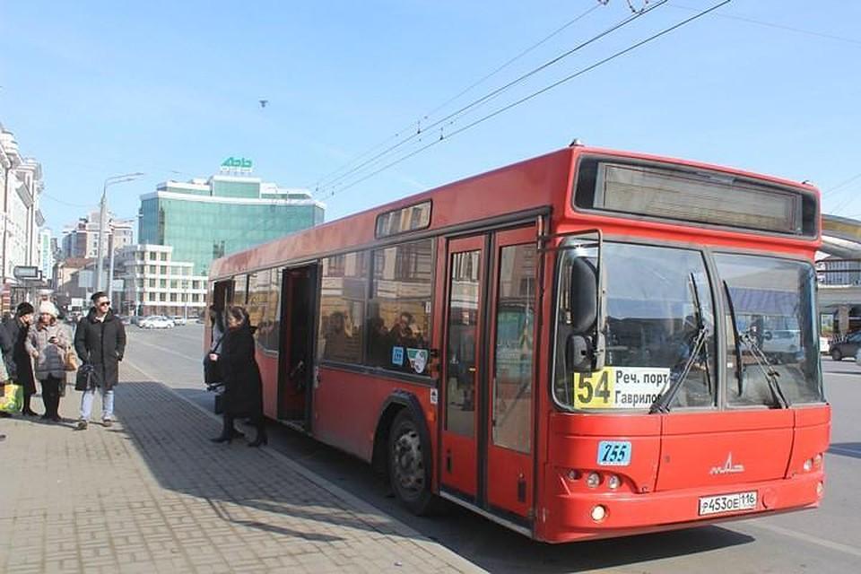 Транспортная схема Казани— вчисле наилучших в Российской Федерации