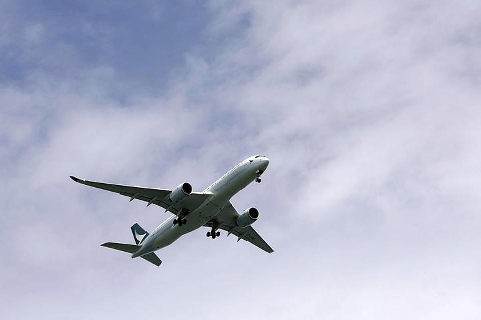 СКначал проверку пофакту смерти женщины наборту самолета Москва