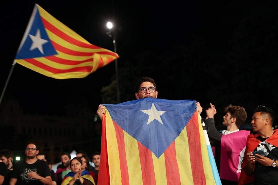 Референдум вКаталонии незаконен вправовых рамках Испании— европейская комиссия