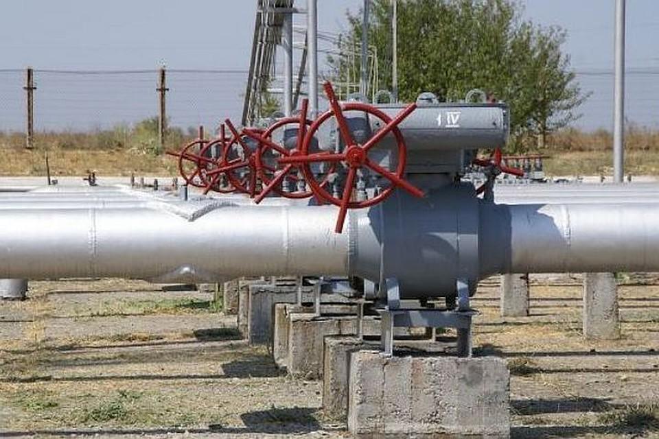 Крым навсе 100% обеспечен газом наосенне-зимний период
