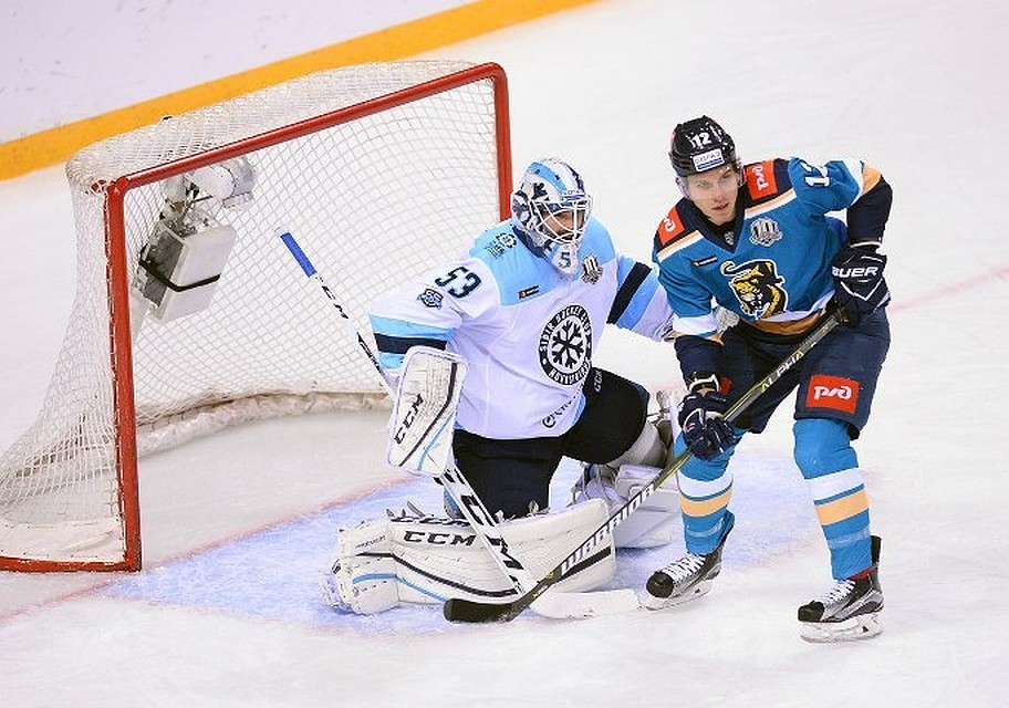Хоккей: «Сибирь» одержала победу надХК «Сочи»