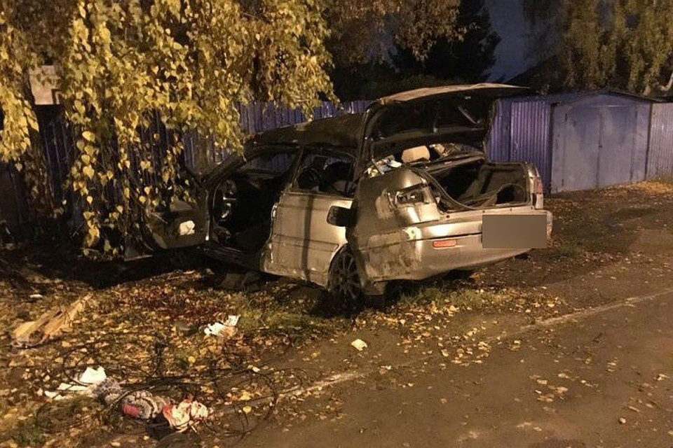 ВИркутске вДТП погибли 2 человека