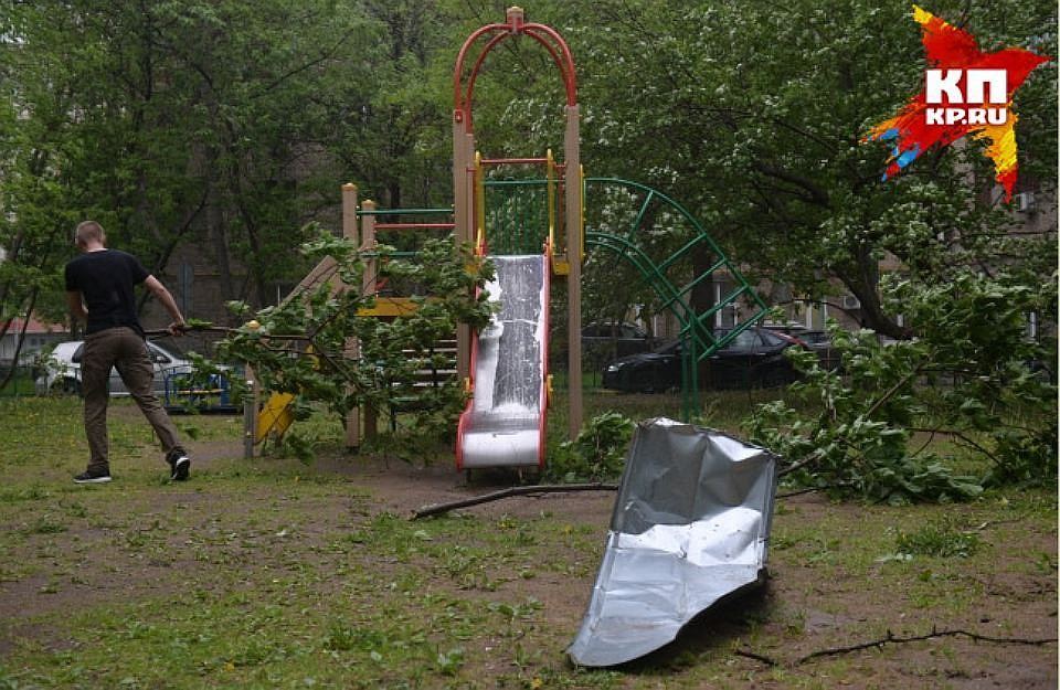Новая неделя начнется вПетербурге ссильных дождей