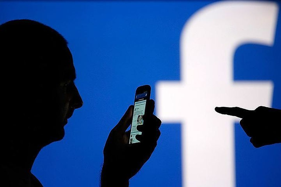 Сбой в работе Facebook и Instagram пользователи испытывают трудности с доступом к соцсети