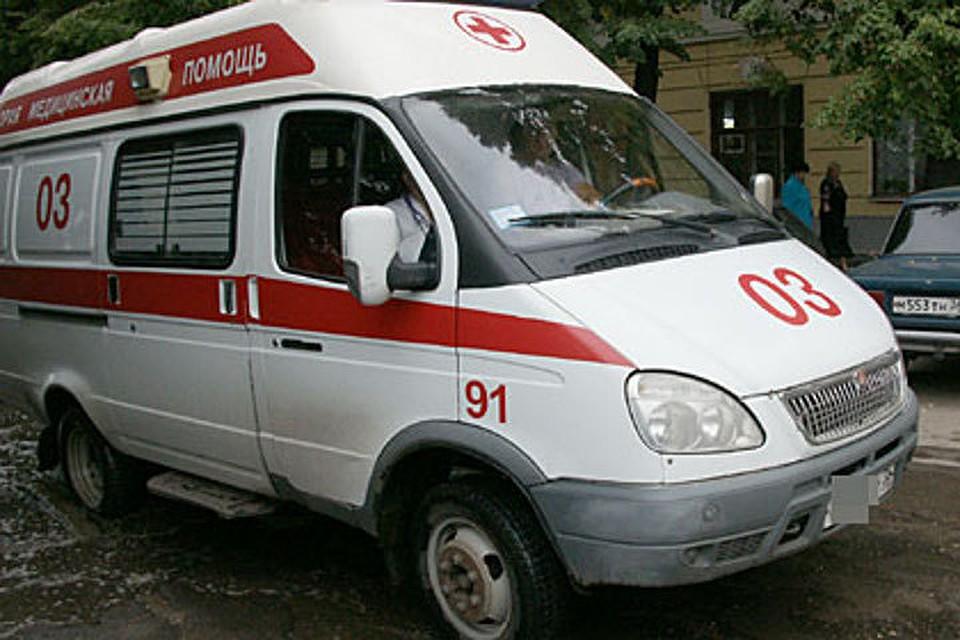 Курск. шофёр  сбил 10-летнюю школьницу и исчез