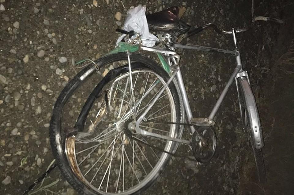 54-летний лихач сбил насмерть велосипедиста-ровесника