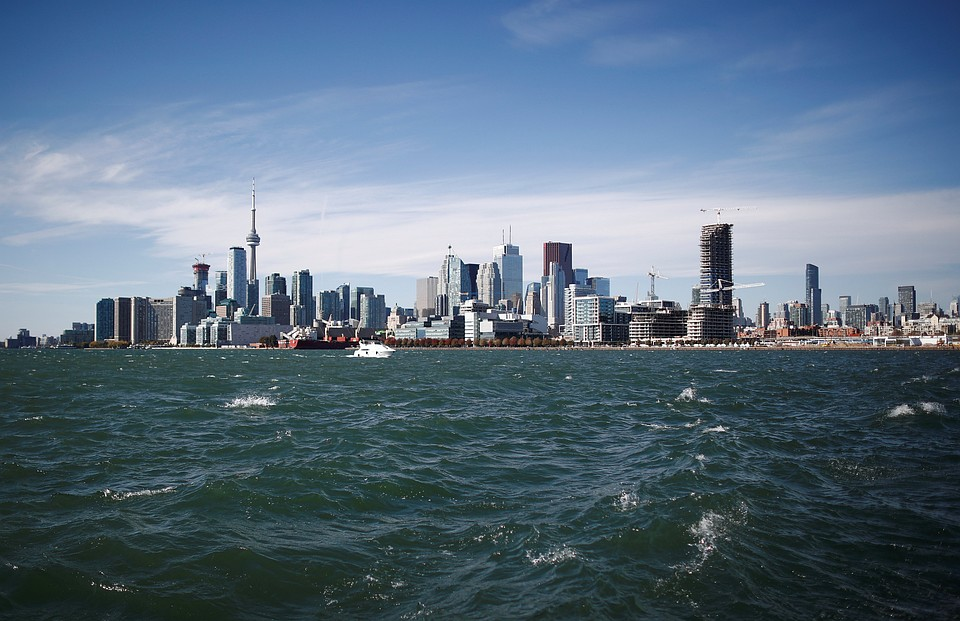 Google построит вканадском Торонто «умный» район