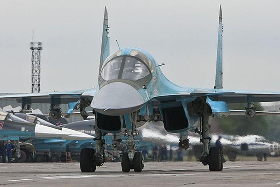 Авиачасть ВКСРФ вХабаровском крае получила навооружение новые Су-34