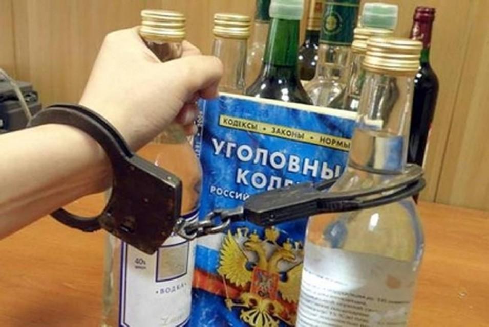 ВТепло-Огаревском районе форточник поживился спиртом