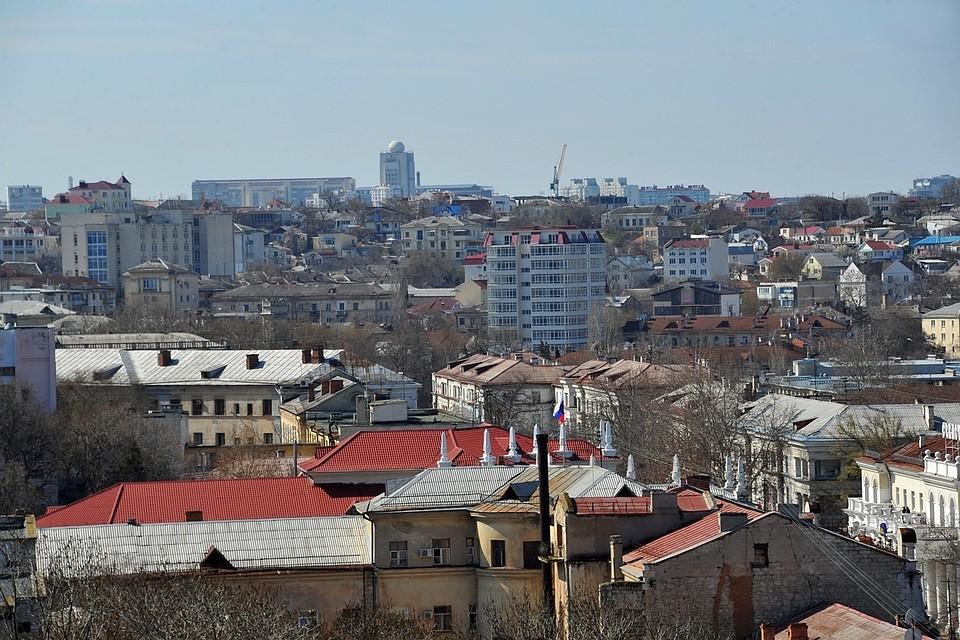 Севастополь расположился на пятой строчкеа пропустив вперед Санкт-Петербург