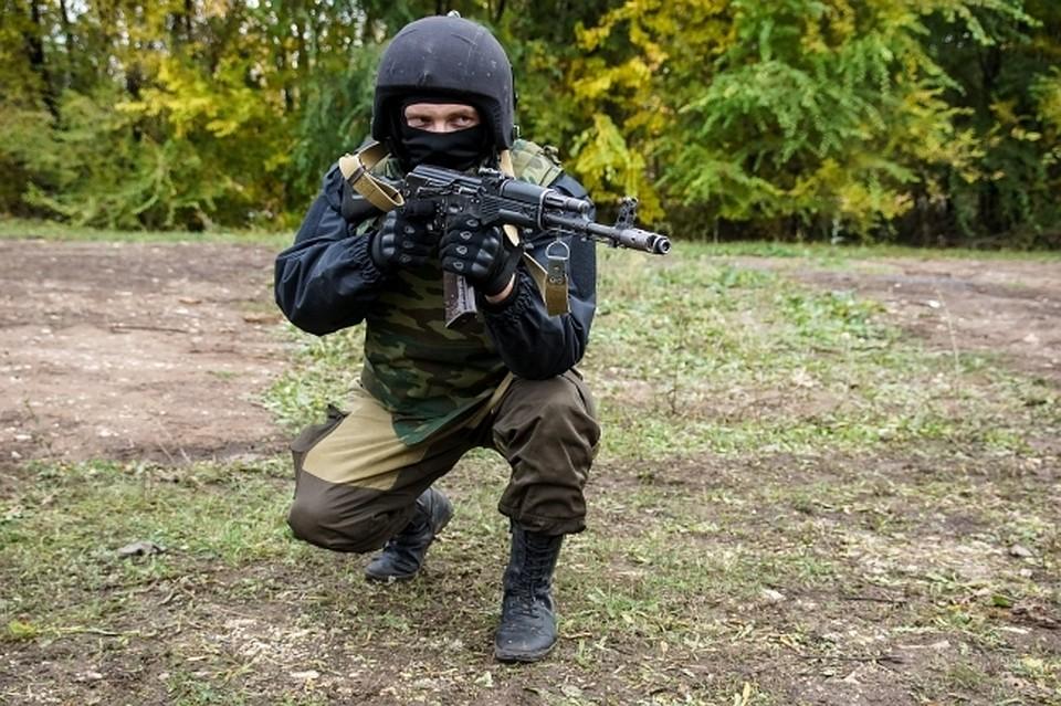 Наркопритон вЕйске полицейские взяли штурмом