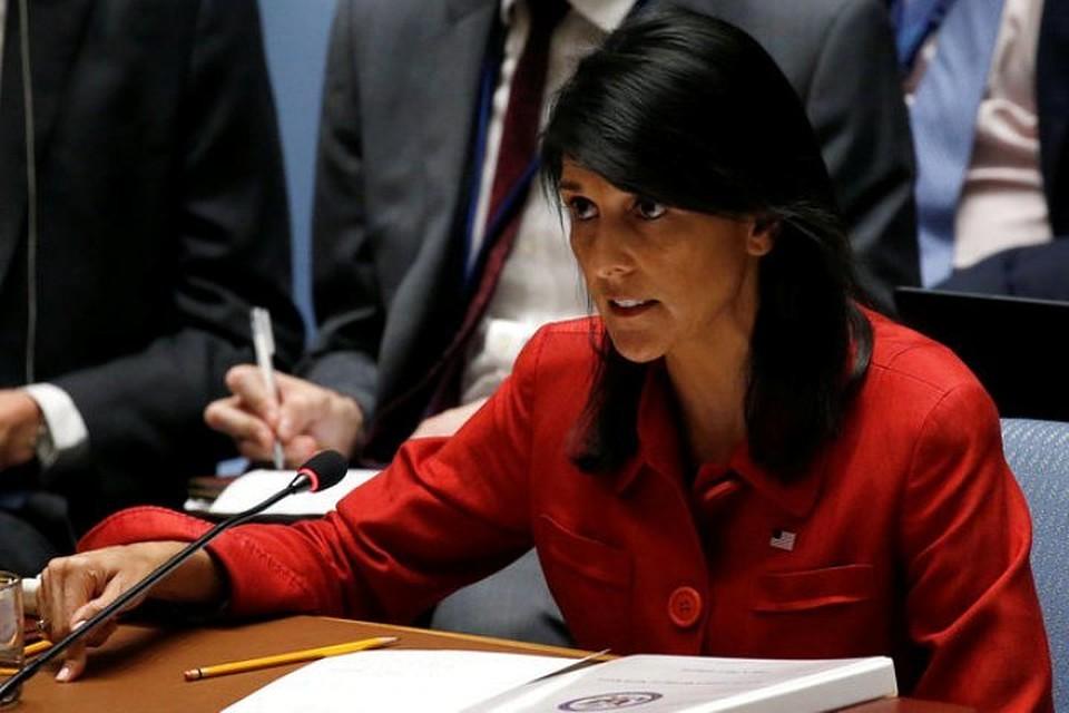 РФ остается настороне диктаторов итеррористов, которые применяют химоружие,— США