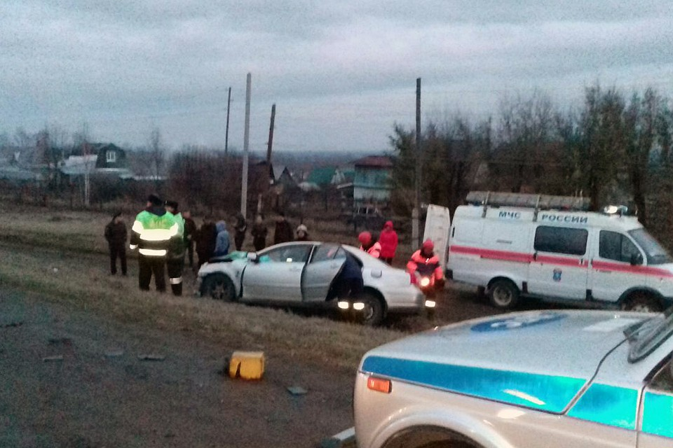 Смертельное столкновение «Газели» илегковушки случилось под Барнаулом
