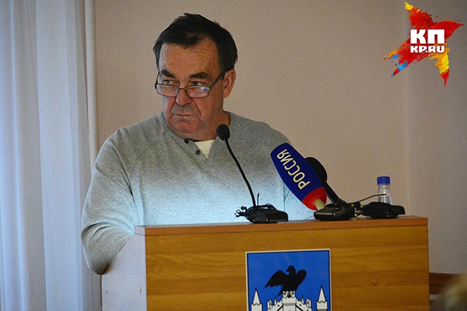 НаДостовалова завели очередное уголовное дело