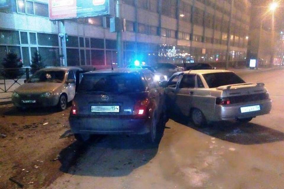 ВНовосибирске водин день вДТП пострадали четверо детей