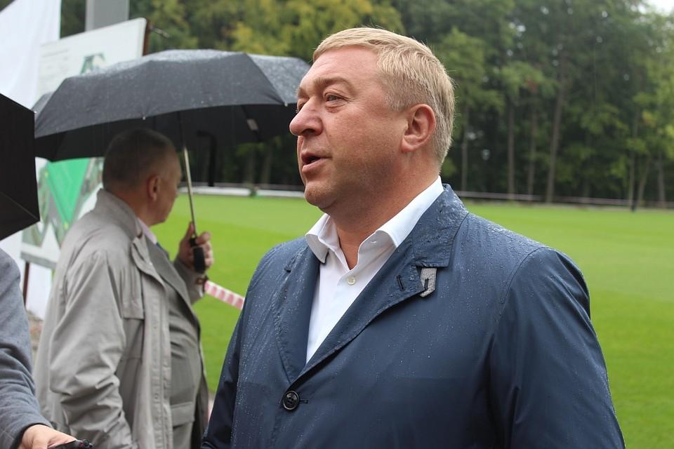 «Единая Россия» выдвинула надолжность руководителя Калининграда старого партийца смолодой душой