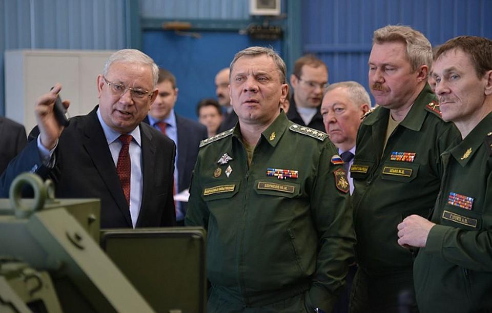 Высокоточное оружие— приоритет новейшей госпрограммы вооруженийРФ