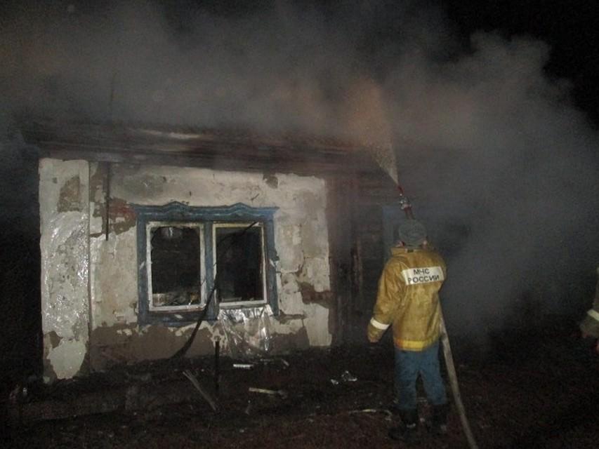 Семья из 3-х человек погибла напожаре валтайском селе