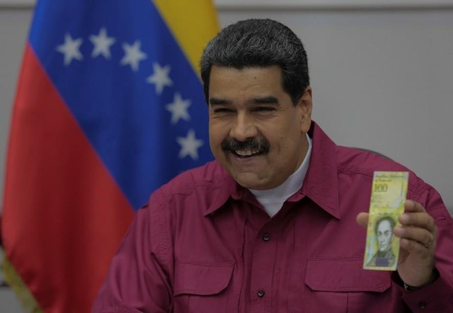 Мадуро объявил ореструктуризации внешнего долга Венесуэлы