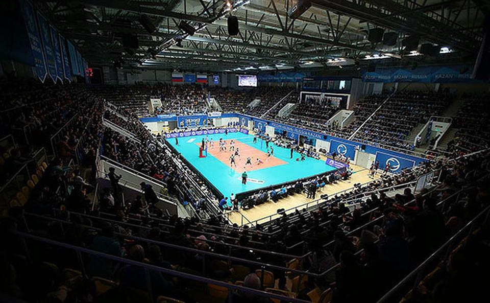 Казанский «Зенит» и столичное «Динамо» разыграют юбилейный Суперкубок Российской Федерации