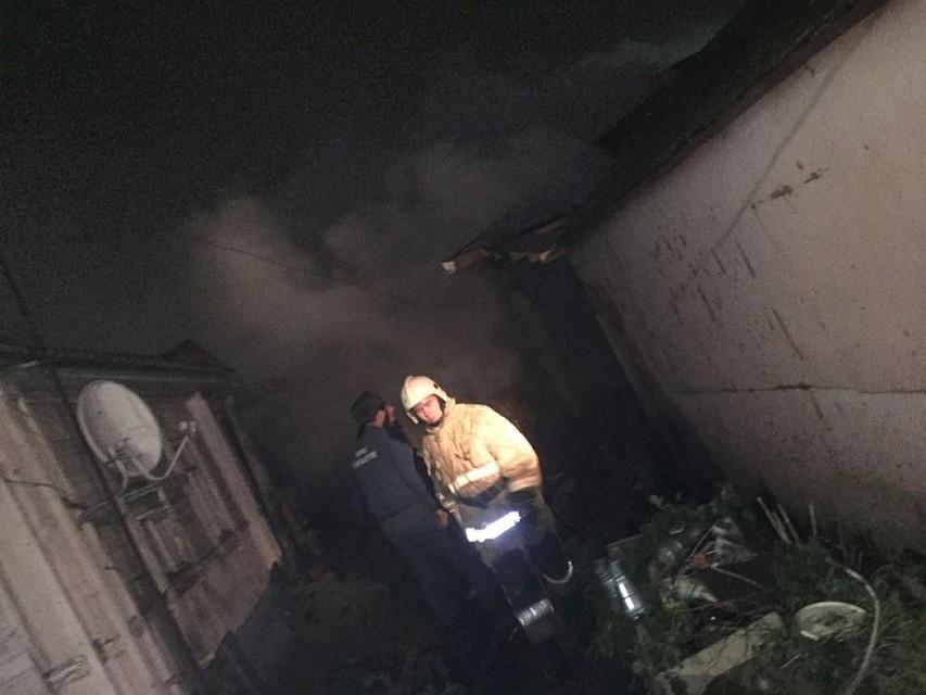 ВТуле наулице Ершова сгорели «ВАЗ» и«Ниссан»