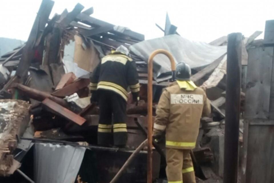 Газ вновь взорвался вжилом доме Алтайского края